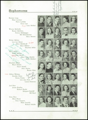 Alton High School - Tatler Yearbook (Alton, IL) online yearbook collection, 1939 Edition, Page 49 of 136