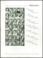 Alton High School - Tatler Yearbook (Alton, IL) online yearbook collection, 1939 Edition, Page 50
