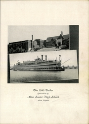 Alton High School - Tatler Yearbook (Alton, IL) online yearbook collection, 1940 Edition, Page 23