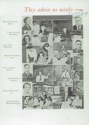 Alton High School - Tatler Yearbook (Alton, IL) online yearbook collection, 1945 Edition, Page 21