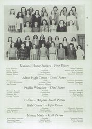 Alton High School - Tatler Yearbook (Alton, IL) online yearbook collection, 1945 Edition, Page 91