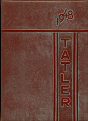 Alton High School - Tatler Yearbook (Alton, IL) online yearbook collection, 1948 Edition, Cover
