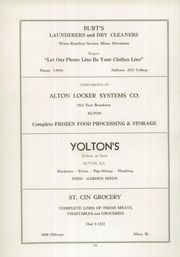 Alton High School - Tatler Yearbook (Alton, IL) online yearbook collection, 1948 Edition, Page 160
