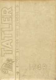 Alton High School - Tatler Yearbook (Alton, IL) online yearbook collection, 1949 Edition, Cover