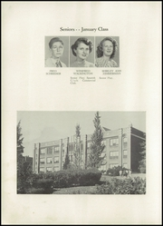Alton High School - Tatler Yearbook (Alton, IL) online yearbook collection, 1949 Edition, Page 36 of 176