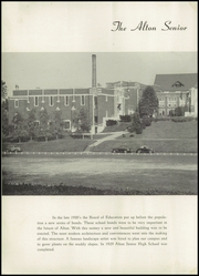 Page 8, 1949 Edition, Alton High School - Tatler Yearbook (Alton, IL) online yearbook collection