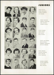 Alton High School - Tatler Yearbook (Alton, IL) online yearbook collection, 1951 Edition, Page 62 of 184