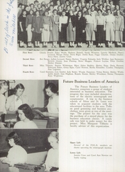 Alton High School - Tatler Yearbook (Alton, IL) online yearbook collection, 1952 Edition, Page 110