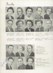 Alton High School - Tatler Yearbook (Alton, IL) online yearbook collection, 1952 Edition, Page 50