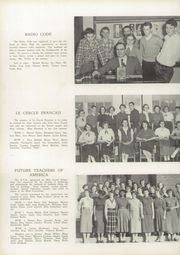 Alton High School - Tatler Yearbook (Alton, IL) online yearbook collection, 1953 Edition, Page 110 of 190