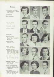 Alton High School - Tatler Yearbook (Alton, IL) online yearbook collection, 1954 Edition, Page 51 of 186