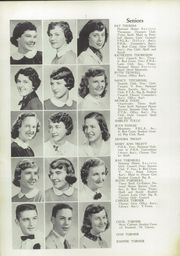 Alton High School - Tatler Yearbook (Alton, IL) online yearbook collection, 1954 Edition, Page 52