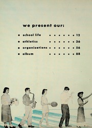 Page 14, 1957 Edition, Alton High School - Tatler Yearbook (Alton, IL) online yearbook collection