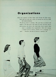 Alton High School - Tatler Yearbook (Alton, IL) online yearbook collection, 1957 Edition, Page 60 of 200