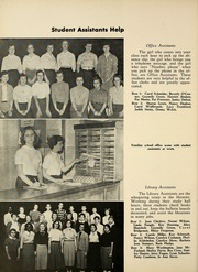 Alton High School - Tatler Yearbook (Alton, IL) online yearbook collection, 1957 Edition, Page 84