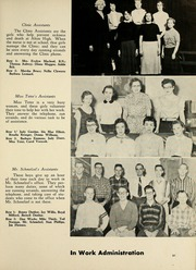 Alton High School - Tatler Yearbook (Alton, IL) online yearbook collection, 1957 Edition, Page 85 of 200