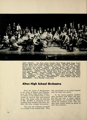 Alton High School - Tatler Yearbook (Alton, IL) online yearbook collection, 1957 Edition, Page 86