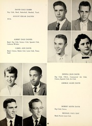 Alton High School - Tatler Yearbook (Alton, IL) online yearbook collection, 1958 Edition, Page 44