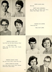 Alton High School - Tatler Yearbook (Alton, IL) online yearbook collection, 1958 Edition, Page 61
