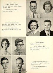 Alton High School - Tatler Yearbook (Alton, IL) online yearbook collection, 1958 Edition, Page 63