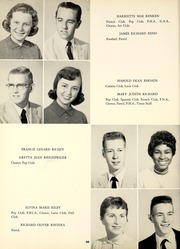 Alton High School - Tatler Yearbook (Alton, IL) online yearbook collection, 1958 Edition, Page 70 of 208