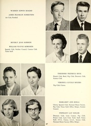 Alton High School - Tatler Yearbook (Alton, IL) online yearbook collection, 1958 Edition, Page 71 of 208