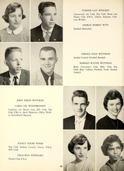 Alton High School - Tatler Yearbook (Alton, IL) online yearbook collection, 1958 Edition, Page 82 of 208