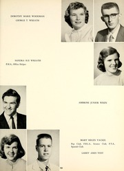 Alton High School - Tatler Yearbook (Alton, IL) online yearbook collection, 1958 Edition, Page 83