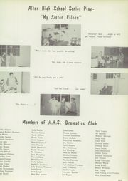 Alton High School - Tatler Yearbook (Alton, IL) online yearbook collection, 1960 Edition, Page 131 of 208