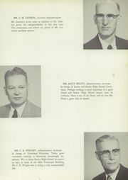 Alton High School - Tatler Yearbook (Alton, IL) online yearbook collection, 1960 Edition, Page 23 of 208