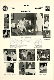 Altoona High School - Headlight Yearbook (Altoona, WI) online yearbook collection, 1957 Edition, Page 57