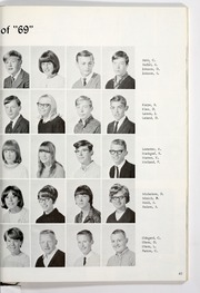 Altoona High School - Headlight Yearbook (Altoona, WI) online yearbook collection, 1967 Edition, Page 45 of 128