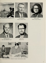 Page 17, 1973 Edition, Altoona High School - Headlight Yearbook (Altoona, WI) online yearbook collection