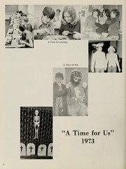 Page 8, 1973 Edition, Altoona High School - Headlight Yearbook (Altoona, WI) online yearbook collection