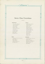 Page 16, 1925 Edition, Altoona High School - Horseshoe Yearbook (Altoona, PA) online yearbook collection