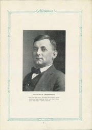 Page 9, 1925 Edition, Altoona High School - Horseshoe Yearbook (Altoona, PA) online yearbook collection