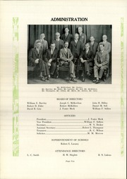 Page 14, 1932 Edition, Altoona High School - Horseshoe Yearbook (Altoona, PA) online yearbook collection