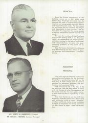 Page 16, 1956 Edition, Altoona High School - Horseshoe Yearbook (Altoona, PA) online yearbook collection