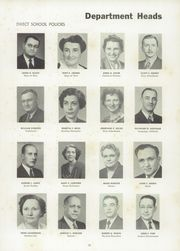 Page 17, 1956 Edition, Altoona High School - Horseshoe Yearbook (Altoona, PA) online yearbook collection