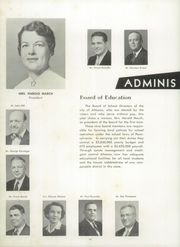Page 14, 1957 Edition, Altoona High School - Horseshoe Yearbook (Altoona, PA) online yearbook collection