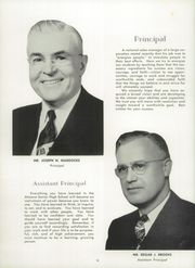 Page 16, 1957 Edition, Altoona High School - Horseshoe Yearbook (Altoona, PA) online yearbook collection