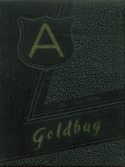 Alva High School - Goldbug Yearbook (Alva, OK) online yearbook collection, 1953 Edition, Cover