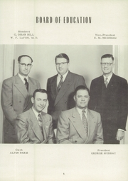 Page 13, 1953 Edition, Alva High School - Goldbug Yearbook (Alva, OK) online yearbook collection