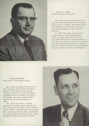 Page 14, 1953 Edition, Alva High School - Goldbug Yearbook (Alva, OK) online yearbook collection