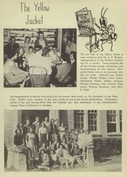Page 17, 1947 Edition, Alvin High School - Yellow Jacket Yearbook (Alvin, TX) online yearbook collection