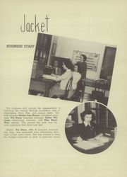 Page 7, 1947 Edition, Alvin High School - Yellow Jacket Yearbook (Alvin, TX) online yearbook collection