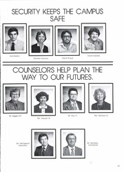 Alvin High School - Yellow Jacket Yearbook (Alvin, TX) online yearbook collection, 1983 Edition, Page 111