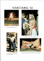Page 12, 1983 Edition, Alvin High School - Yellow Jacket Yearbook (Alvin, TX) online yearbook collection
