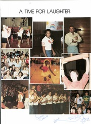 Page 9, 1983 Edition, Alvin High School - Yellow Jacket Yearbook (Alvin, TX) online yearbook collection