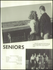 Alwood High School - Somethin Country Yearbook (Woodhull, IL) online yearbook collection, 1957 Edition, Page 9 of 88